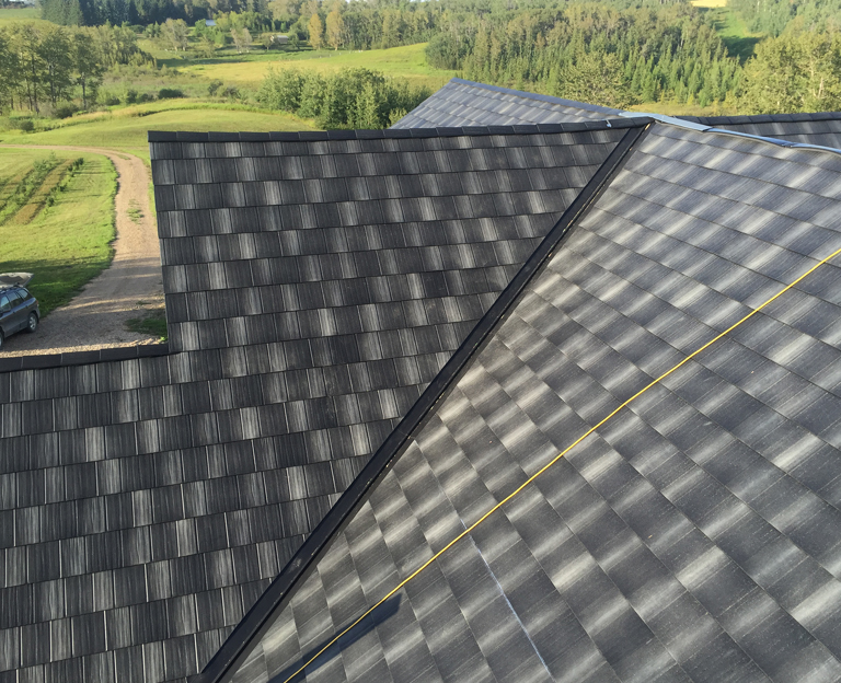 All These Qualities Make A Lifetime Roof And A Better Return On Investment  Than Asphalt Shingles. As Well, Warranty Is Pro Rated, In Case You Decide  To Sell ...